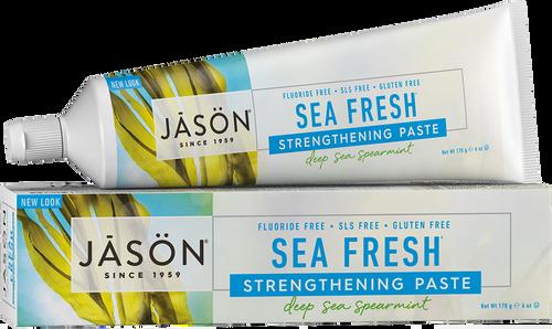 Jason Sea Fresh All Natural Strengthening Toothpaste