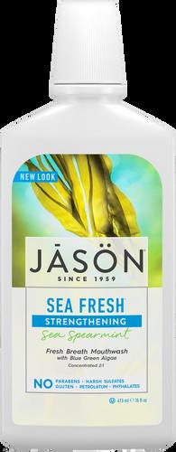 Jason Sea Fresh® Strengthening Sea Spearmint All Natural Mouthwash