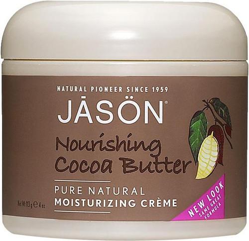 Jason Nourishing Cocoa Butter Pure Natural Moisturizing Crème