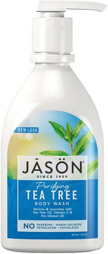 Jason Purifying Tea Tree Pure Natural Body Wash