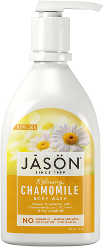 Jason Relaxing Chamomile Pure Natural Body Wash