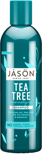Jason Normalizing Tea Tree Treatment Shampoo