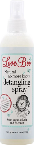 Love Boo No More Knots Detangling Spray