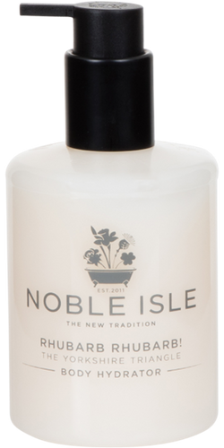Noble Isle Rhubarb Rhubarb! Body Hydrator - 250ml