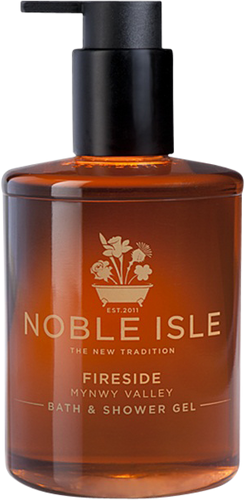 Noble Isle Fireside Bath & Shower Gel - 250ml