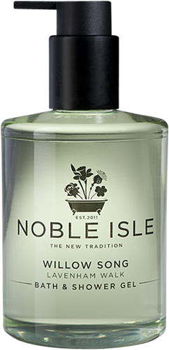 Noble Isle Willow Song Bath & Shower Gel - 250ml