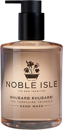 Noble Isle Rhubarb Rhubarb! Hand Wash - 250ml