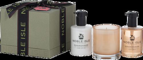 Noble Isle A Passion for Rhubarb Rhubarb!