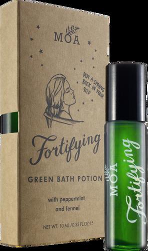 MOA Green Bath Potion Single Shot