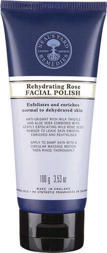 Neal's Yard Remedies Rehydrating Rose Facial Polish