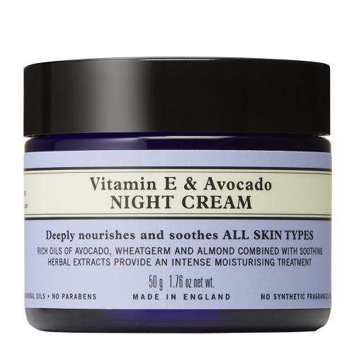 Neal's Yard Remedies Vitamin E & Avocado Night Cream