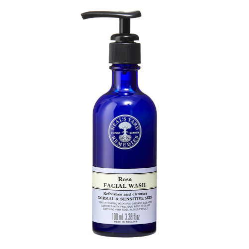 Neal's Yard Remedies Rehydrating Rose Facial Wash