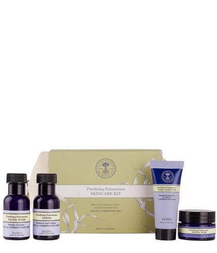 Neal's Yard Remedies Purifying Palmarosa Skincare Kit
