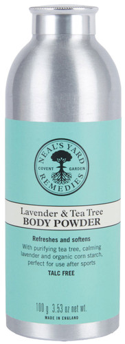 Neal's Yard Remedies Lavender & Tea Tree Body Powder
