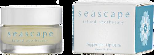 Seascape Island Apothecary Peppermint Lip Balm