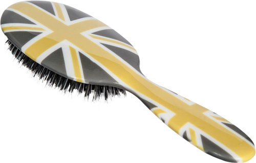 Rock & Ruddle Flag Hairbrush