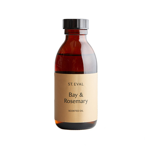 St Eval Candle Bay & Rosemary Diffuser Refill Bottle - 150ml