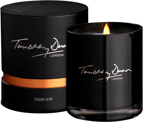 Timothy Dunn Tiger Eye Candle - Luxury 345g