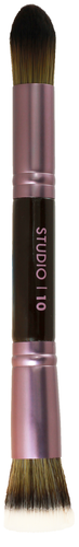 Studio 10 Double Ended Face Brush
