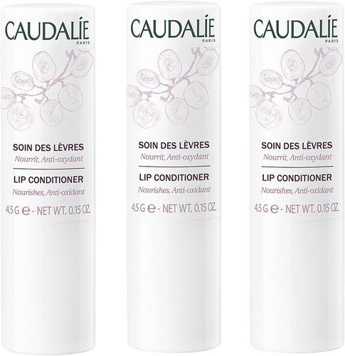 Caudalie Lip Conditioner Trio