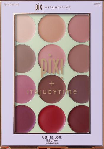 Pixi Get The Look Palette It'sLipTime
