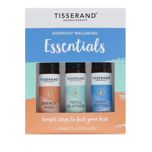 Tisserand Everyday Wellbeing Essentials