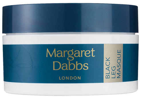 Margaret Dabbs London Black Leg Masque