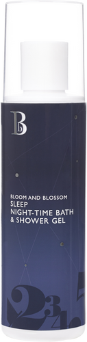 Bloom and Blossom Sleep Night Time Bath & Shower Gel