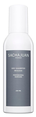 Sachajuan Dry Shampoo Mousse - 200ml