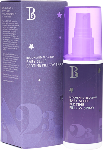 Bloom and Blossom Baby Sleep Bedtime Pillow Spray