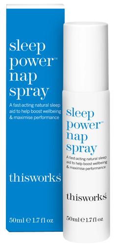This Works Sleep Power Nap Spray