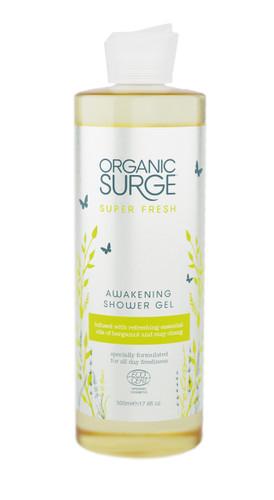 Organic Surge Super Fresh Body Wash