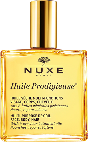 Nuxe Huile Prodigieuse Multi Usage Dry Oil - 50ml Bottle
