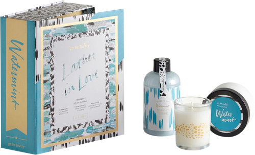 Go Be Lovely Lather in Love Watermint Gift Set