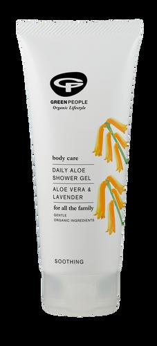 Green People Daily Aloe Shower Gel
