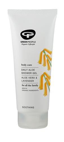 Green People Daily Aloe Shower Gel