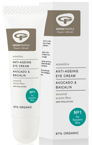 Green People Neutral Scent Free Rejuvenating Eye Cream