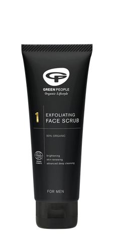 Green People Organic Homme 1 Scrub It Exfoliator
