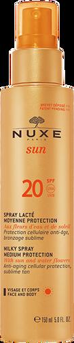 Nuxe Sun Milky Spray for Face & Body SPF 20