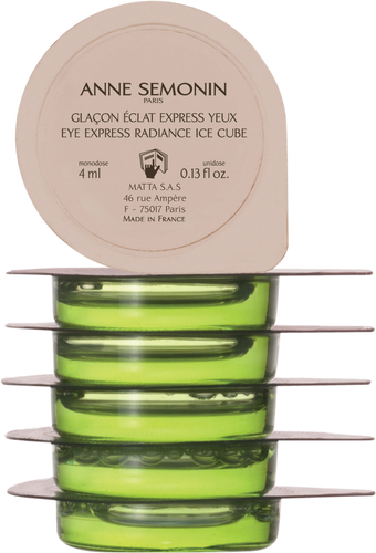 Anne Semonin Eye Express Radiance Ice Cubes - 6 x 4ml