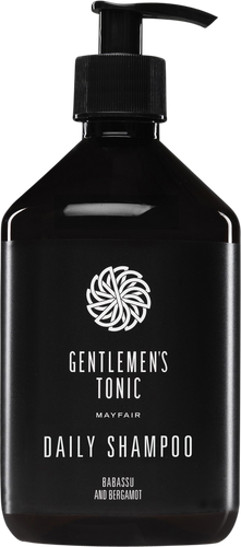 Gentlemen's Tonic Daily Shampoo - 500ml