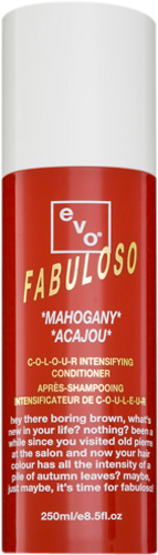 Evo Fabuloso Mahogany Colour Intensifying Conditioner - 250ml