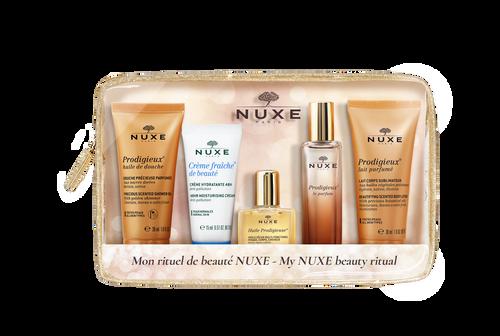 Nuxe 'My Nuxe Beauty Ritual'