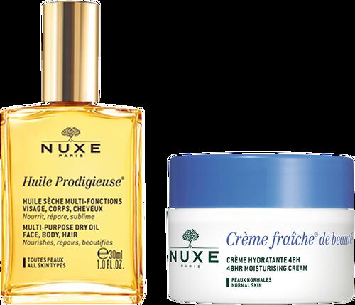 Nuxe Crème Fraîche de Beauté Set - Normal Skin