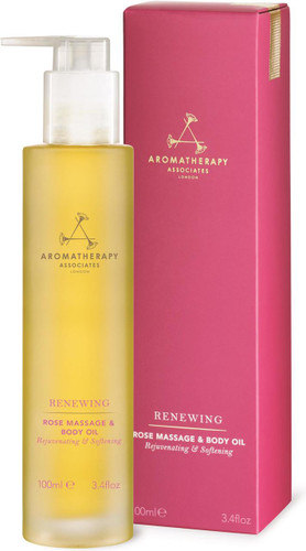 Aromatherapy Associates Renewing - Rose Massage & Body Oil