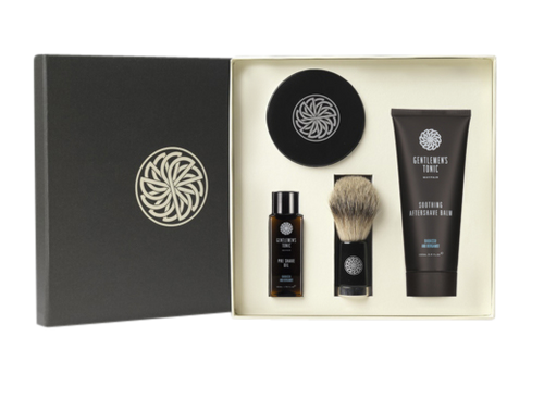 Gentlemen's Tonic Shave Gift Set