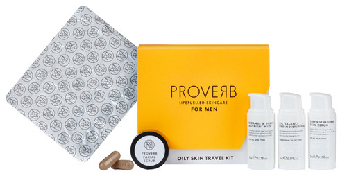 Proverb Oily Skin Travel Kit