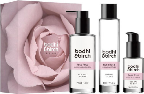 Bodhi & Birch Rosa Rosa Introductory Skincare Set