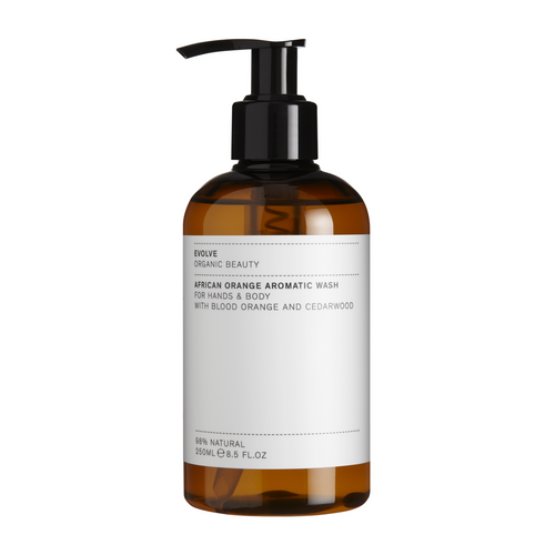 Evolve African Orange Aromatic Wash
