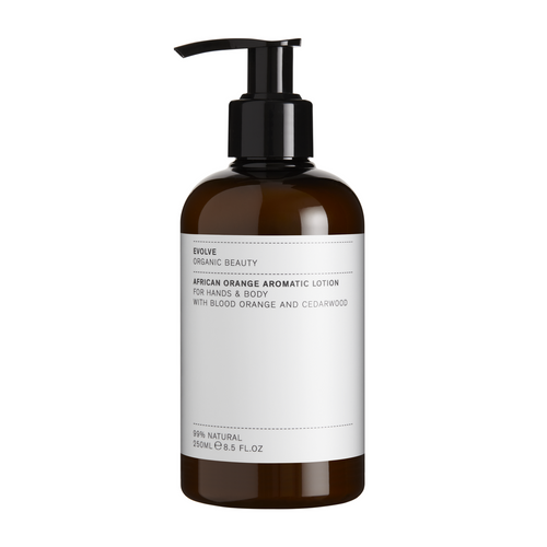 Evolve African Orange Aromatic Lotion